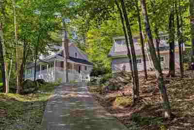 Newbury Single Family Home For Sale: 238 Bay Point Road