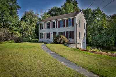 Salem Single Family Home For Sale: 165 Haverhill Road