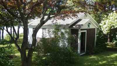 Whiting Single Family Home For Sale: 424 Lake Sadawga Road