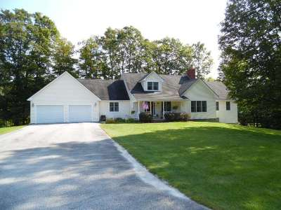 Chittenden Single Family Home For Sale: 9 Pasquale Street