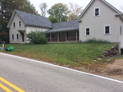 Raymond Single Family Home For Sale: 46 Ham Road