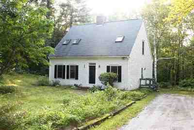 New Boston Single Family Home For Sale: 72 Scobie Road