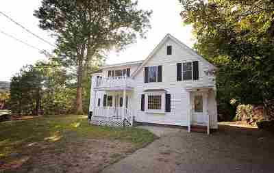 Goffstown Single Family Home For Sale: 119 Henry Bridge Road
