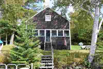 Essex County Single Family Home For Sale: 156 Lake Road