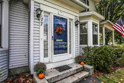 Milford Single Family Home For Sale: 17 Souhegan Street