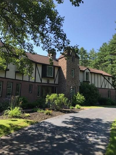 North Hampton Single Family Home For Sale: 8 Beau Monde Drive