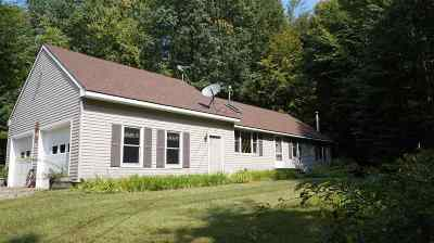 Weare Single Family Home For Sale: 66 Mountain Road