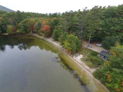 Moultonborough Single Family Home For Sale: 253 Whittier Hwy #1 #1
