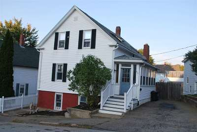 Somersworth Multi Family Home For Sale: 78-80 Union Street