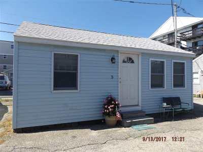Hampton Condo/Townhouse For Sale: 417 Ocean Blvd #3