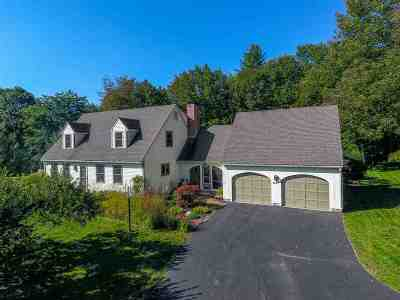 Bedford Single Family Home Active Under Contract: 237 Liberty Hill Road