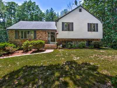 Amherst Single Family Home Active Under Contract: 1 Williamsburg Drive
