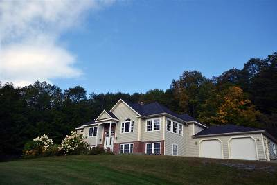 Berkshire, Montgomery, Richford Single Family Home For Sale: 233 Green Mountain Road