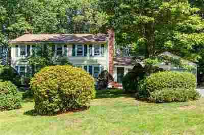 Salem Single Family Home For Sale: 16 Teague Drive
