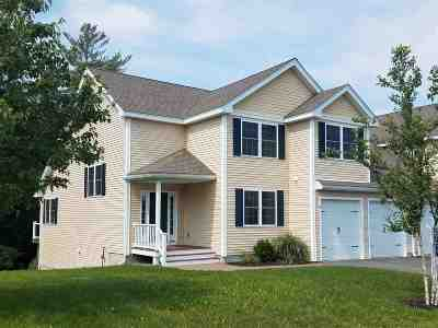 Stratham Single Family Home For Sale: 6 Blossom Lane