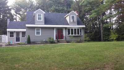 Lee Single Family Home For Sale: 292 Calef Highway