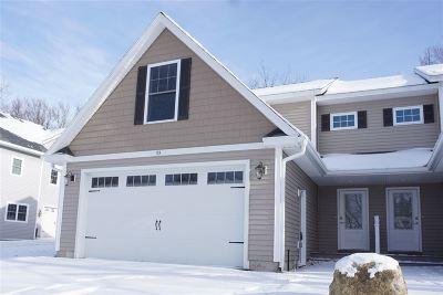 St. Albans City Single Family Home For Sale: 93 Messenger Street