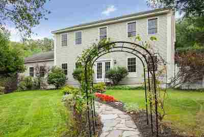 Eliot Single Family Home For Sale: 32 Woodside Meadow Road
