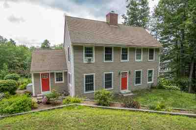 Strafford Single Family Home For Sale: 11 Fire Road 22