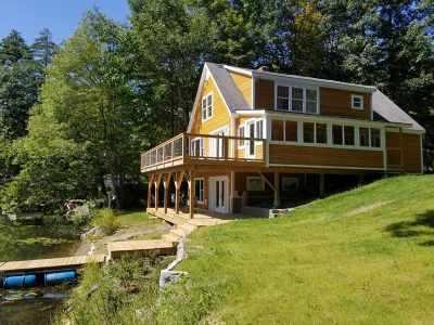 Littleton Single Family Home For Sale: 593 Partridge Lake Road
