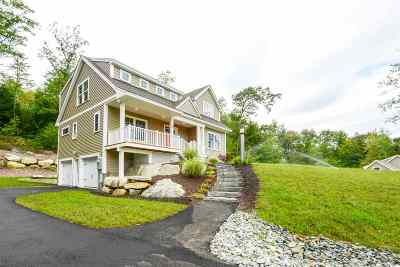 Milford Single Family Home Active Under Contract: 18 Beacon Way
