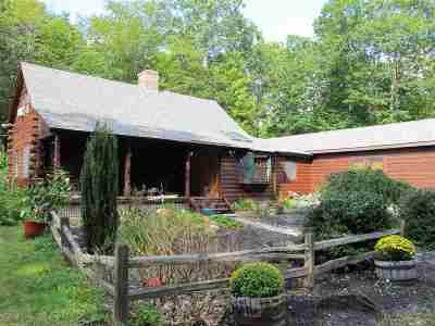 Weare Single Family Home For Sale: 141 Hodgdon Road