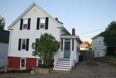 Somersworth Single Family Home For Sale: 78-80 Union Street