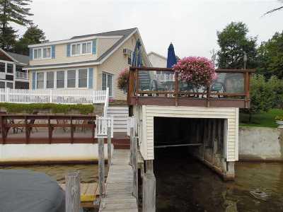 Tilton Single Family Home For Sale: 16 Hill Road #16
