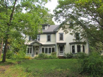 Franklin Single Family Home For Sale: 150 View Street