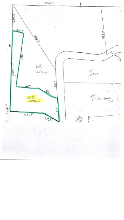 Residential Lots & Land For Sale: Lot #8 Mountain Estate Drive
