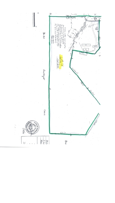 Residential Lots & Land For Sale: Lot #21 Mountain Estate Drive