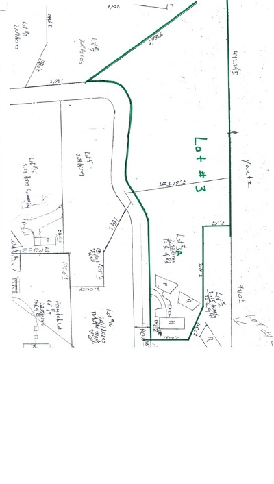 Residential Lots & Land For Sale: Lot#3 Mountain Estates Drive