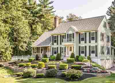 Windham Single Family Home For Sale: 3 Heritage Hill Road
