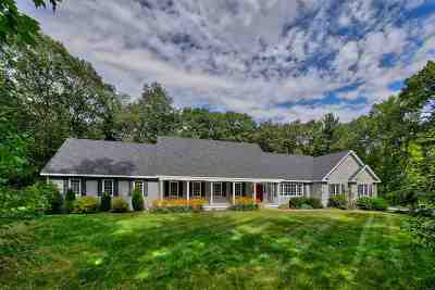 Windham Single Family Home For Sale: 6 Leeds Road