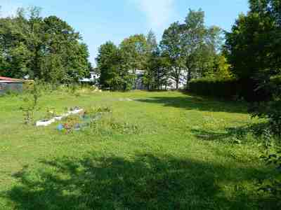 St. Albans City Residential Lots & Land For Sale: 79 Bank Street