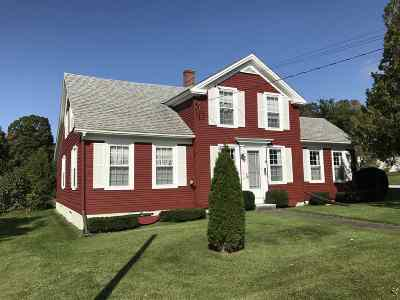 Wallingford Single Family Home For Sale: 135 School Street