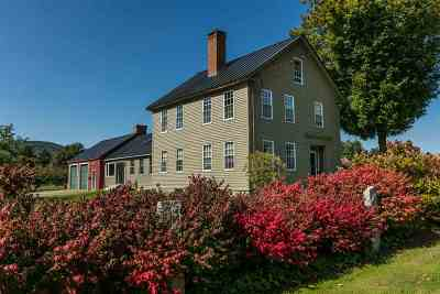Single Family Home For Sale: 229 Nh Route 10