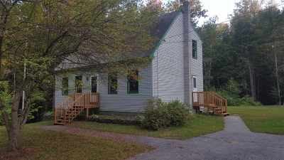 Weare Single Family Home For Sale: 31 Guys Lane