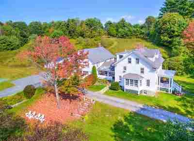 Hanover Single Family Home For Sale: 40 Etna Road