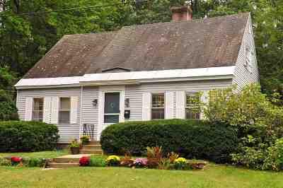Concord Single Family Home For Sale: 9 Wilson Avenue