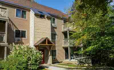 Cambridge Condo/Townhouse For Sale: 12 Villmarksauna At Smugglers Notch Resort #12