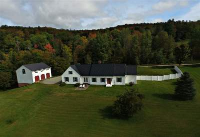 Caledonia County Single Family Home For Sale: 2589 Spaulding Road