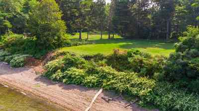 Chittenden County Residential Lots & Land For Sale: 1610 Porters Point Road