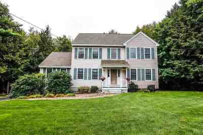 Goffstown Single Family Home For Sale: 17 Kimberly Lane