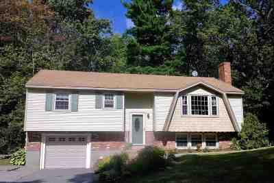 Nashua Single Family Home For Sale: 8 Wentworth Street