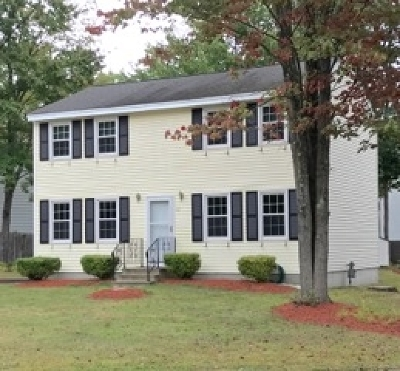 Concord Single Family Home For Sale: 65 Woodbine Avenue