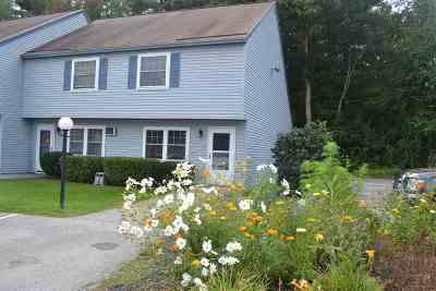 Goffstown Condo/Townhouse Active Under Contract: 7a Daniel Plummer Road #A