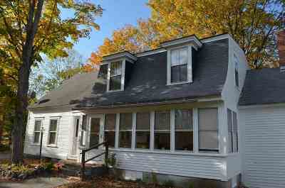 Antrim Single Family Home For Sale: 10 Depot Street
