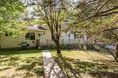 Chittenden County Multi Family Home For Sale: 129-131 Route 7 North