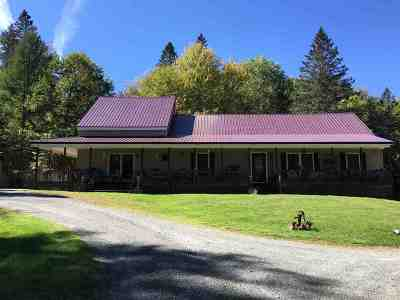 Landaff Multi Family Home For Sale: 1653 Mill Brook Road